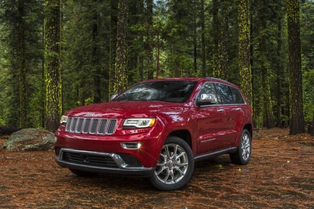 2014 Jeep Grand Cherokee Ecodiesel The Diesel Jeep Returns