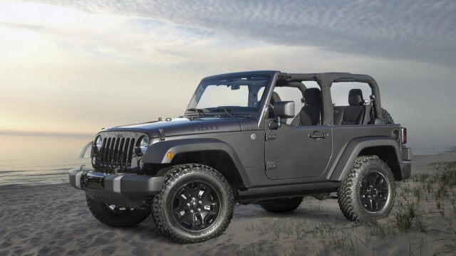 2018 Jeep Wrangler To Get Lighter More Efficient