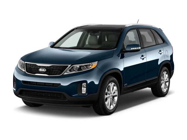 2014 kia sorento review ratings specs prices and photos the car connection. Black Bedroom Furniture Sets. Home Design Ideas