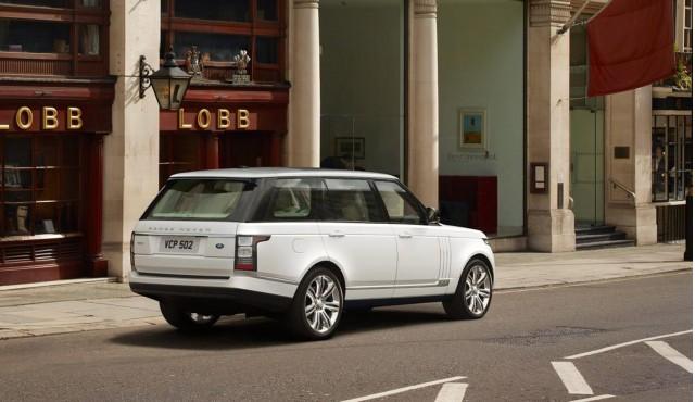 2014 Land Rover Range Rover Long-Wheelbase