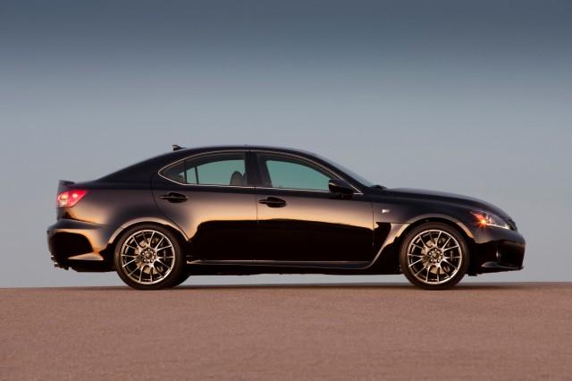 2014 Lexus IS F