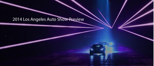 2014 Los Angeles Auto Show