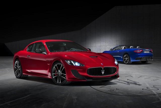 Maserati GranTurismo Centennial edition