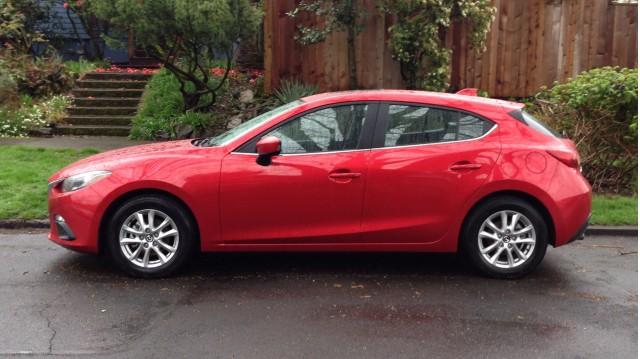 2014 Mazda 3 i Grand Touring - Driven