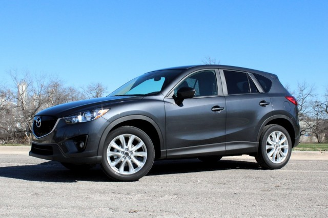 2017 Mazda Cx 5 Grand Touring 2 First Drive February