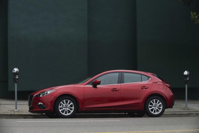 2014 Mazda 3 5-door i Touring