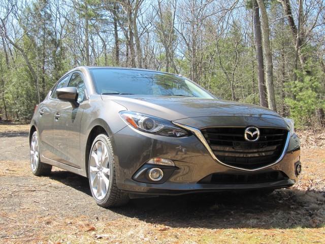 2014 Mazda 3, Catskill Mountains, NY, Apr 2013