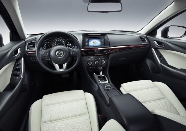 Captivating 2014 Mazda Mazda6