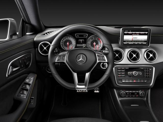 2014 Mercedes Benz CLA Class