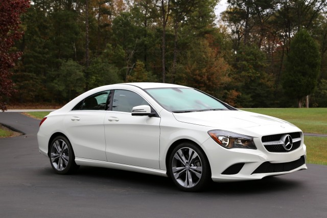30 Days of the Mercedes-Benz CLA 250