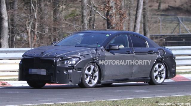 2014 Mercedes-Benz CLC Class spy shots