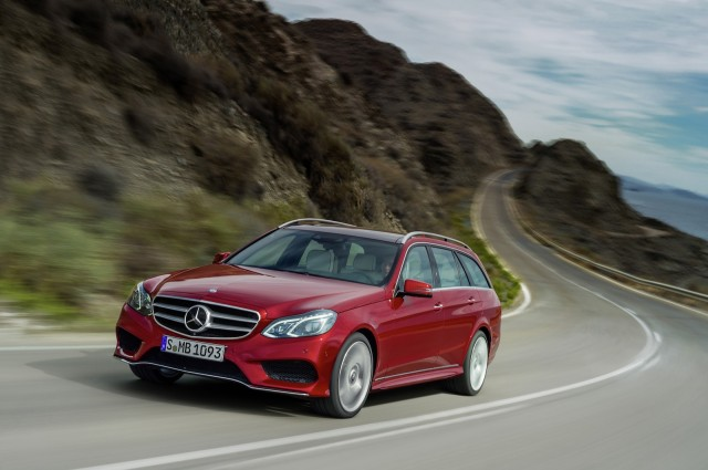 New Math: Mercedes E-Class Trading V-8 For Twin-Turbo Six, Diesel Six For Four