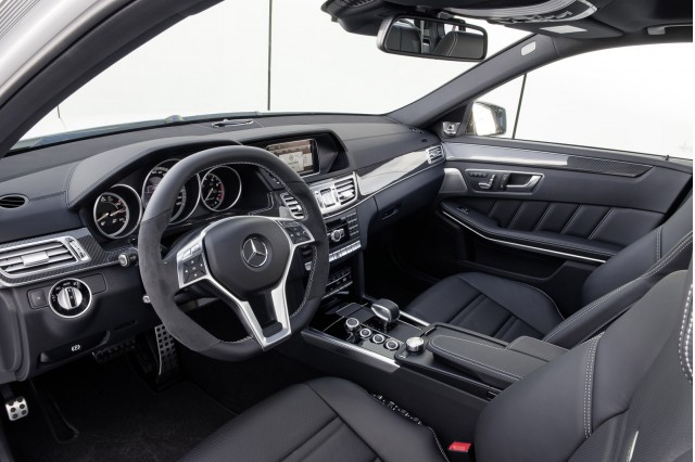 2014 Mercedes Benz E63 Amg Now With Standard 4matic And New S Model