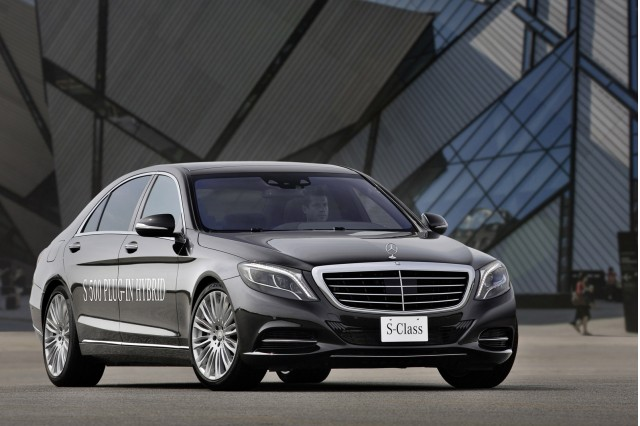 Three Mercedes Plug In Hybrids On Sale By End Of 2015 S Class C