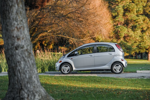 Nissan And Mitsubishi To Join Forces On Low Cost Electric Minicar