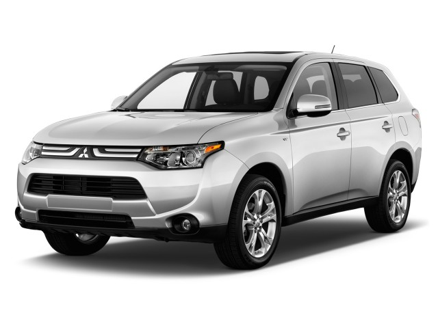 2014 Mitsubishi Outlander Review Ratings Specs Prices And Photos The Car Connection