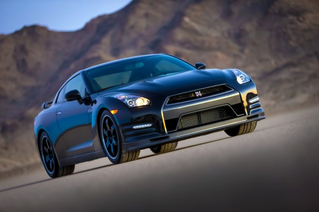 Exceptional 2014 Nissan GT R Track Edition