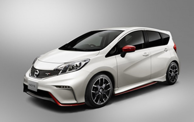 Nissan Note Subcompact Gets Nismo Treatment