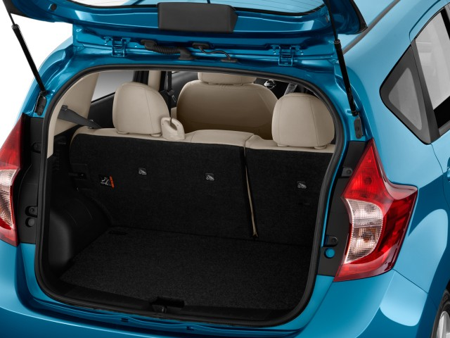 2014 Nissan Versa Note Gas Mileage Drive Report
