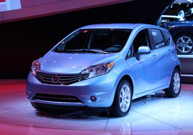 Perfect 2014 Nissan Versa Note