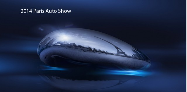 2014 Paris Auto Show logo