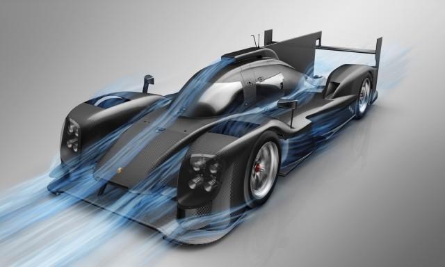 2014 Porsche 919 Hybrid Le Mans Prototype