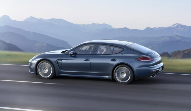 Porsche ditching diesel for electrification