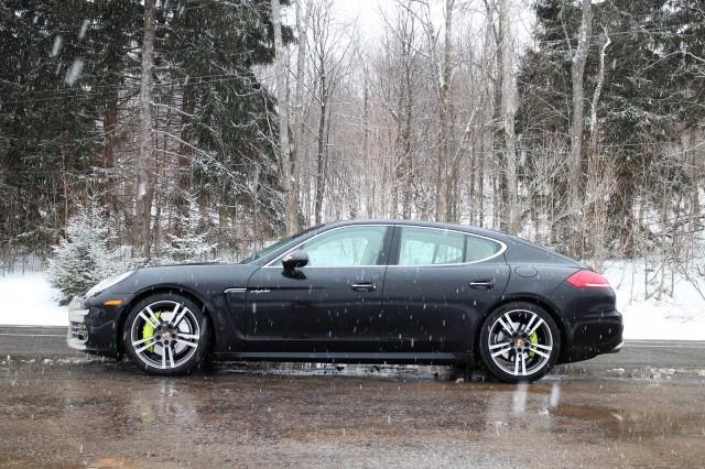 2017 Porsche Panamera S E Hybrid Catskill Mountains Ny Apr