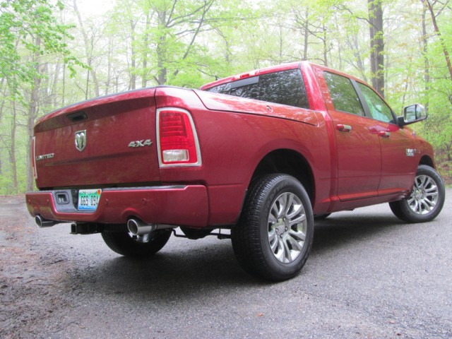Ram expands recall to 2M pickup trucks for power tailgate that can open while driving
