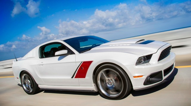 2014 Roush Stage 3 Mustang - image: Roush Performance