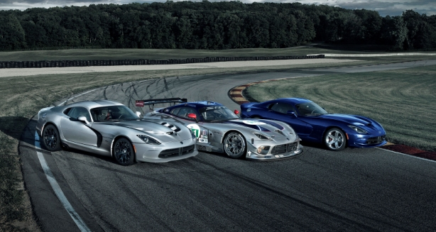 Srt Viper Enters 2014 Model Year With New Colors And Rain Mode
