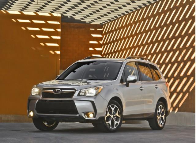 2014 Subaru Forester 2.0 XT