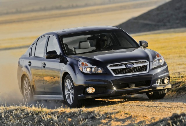 Subaru Outback, Legacy recalled over faulty parking brake
