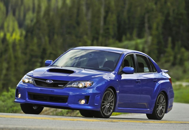 2014 Subaru WRX And WRX STI Pricing Info