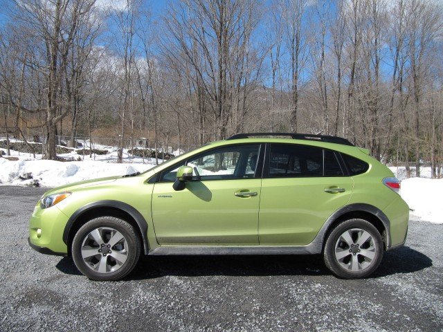 2017 Subaru Xv Crosstrek Hybrid Catskill Mountains Ny March