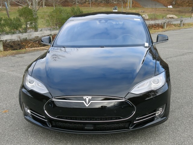 Tesla Model S PD First Drive Of AllElectric AWD - 2014 tesla model s