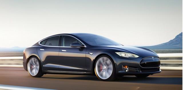 2017 Tesla Model S P85d All Wheel Drive