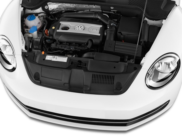 2014 Volkswagen Beetle Coupe 2-door DSG 2.0L TDI Engine