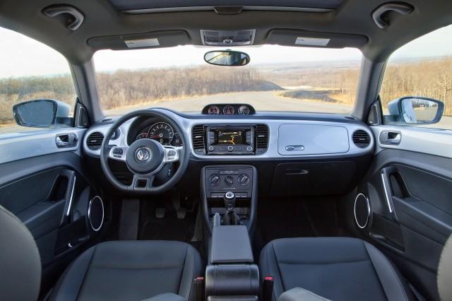 2017 Volkswagen Beetle Tdi