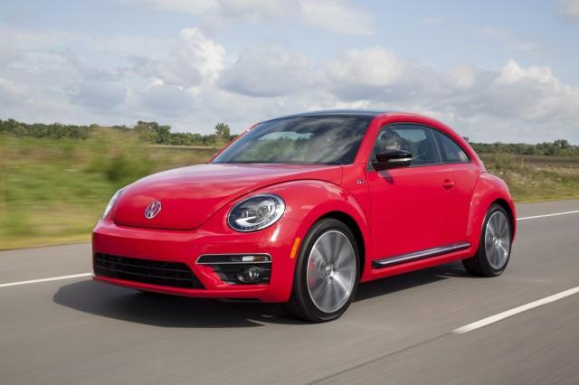 2017 Volkswagen Beetle R Line