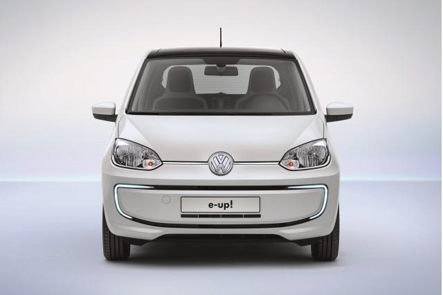 2014 Volkswagen e-Up electric minicar