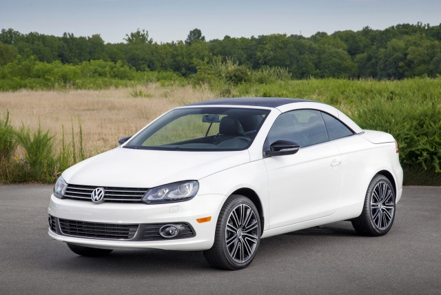 volkswagen eos for sale the car connection rh thecarconnection com used vw eos manual transmission 2008 Volkswagen EOS