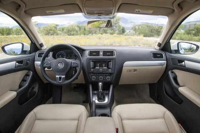 2017 Volkswagen Jetta Hybrid
