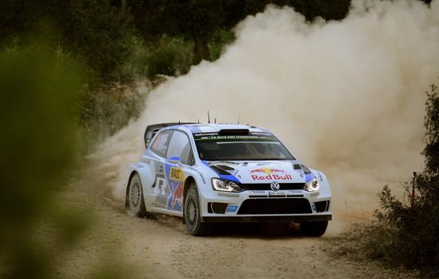 2014 Volkswagen Polo R WRC