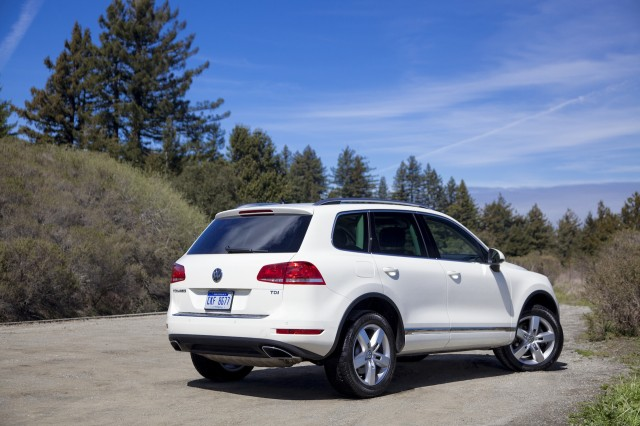 2014 Volkswagen Touareg TDI