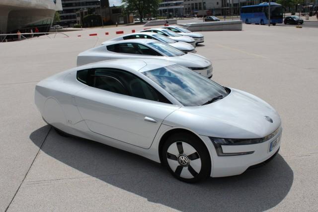 VW Plans XL1-Derived Vehicles, Ultra-Budget Car