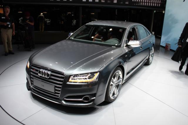 2015 Audi A8 / S8  -  2013 Frankfurt Motor Show