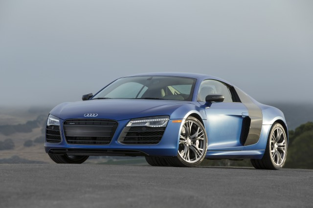 2016 Audi R8 Sports Car To Offer Diesel Electric Variants