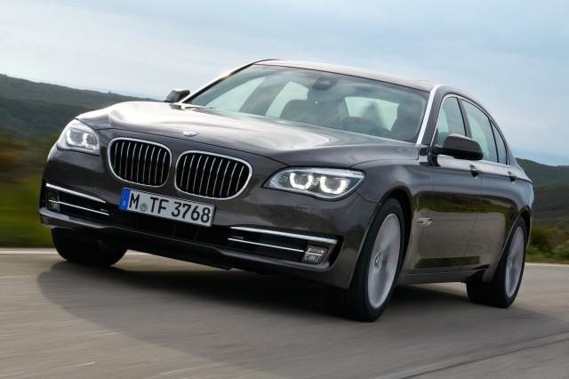 2015 BMW 7-Series