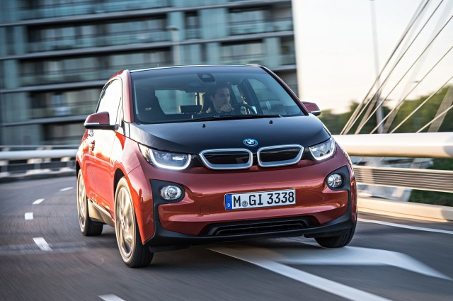 Bmw Electric Car To Mile Range Battery Pack